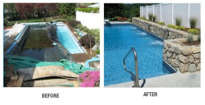 Inground Pools in Newtown, CT - Nejame & Sons
