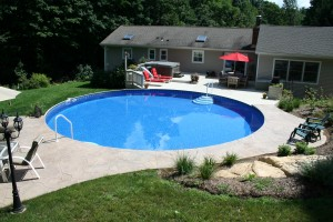 Above Ground Pools in Danbury, CT - Nejame & Sons